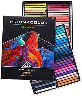Prismacolor Premier NuPastel Firm Pastel Color Sticks, 96-Count