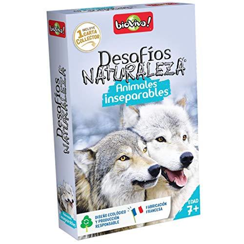Bioviva Desafíos de la Naturaleza: Animales inseparables