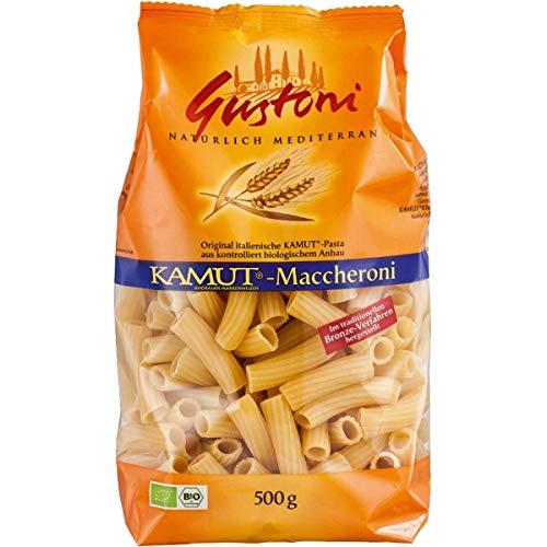 Gustoni Kamut-Makkaroni, kurz (500 g) - Bio