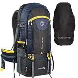 TRAWOC 60 L Travel Backpack for Hiking Trekking Bag Camping Rucksack MHK003 1