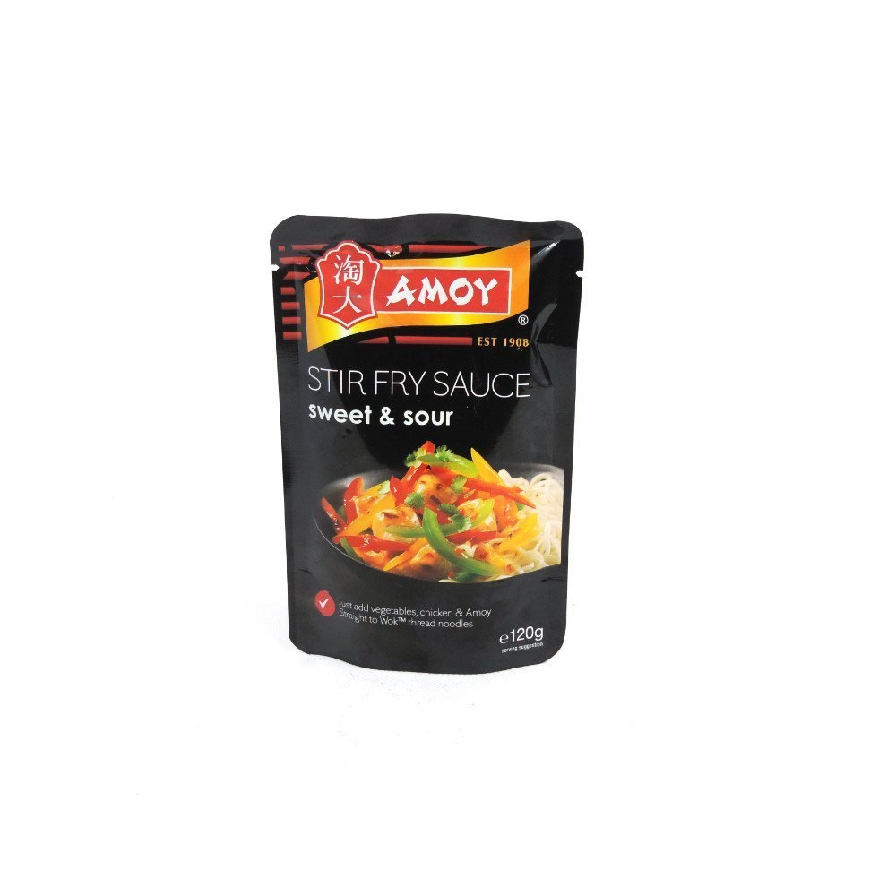 Amoy Max 86% OFF - Stir Fry Sauce Sweet Sour price 120g