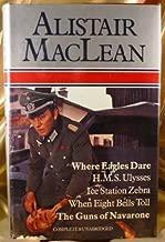 Where Eagles Dare; H. M. S. Ulysses; Ice Station Zebra; When Eight Bells Toll; Guns Of Navarone