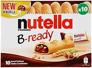 Nutella B-Ready Wafer, 10 X 22 g