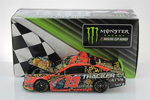 Lionel Racing Martin Truex Jr 2019 Las Vegas Win Raced Version Bass Pro Shops NASCAR Diecast Car 1:24 Scale