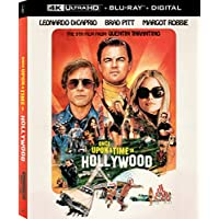 Once Upon A Time in Hollywood (4K-Ultra HD)