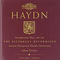 Haydn: Symphonies 40-54 (1997-05-03)