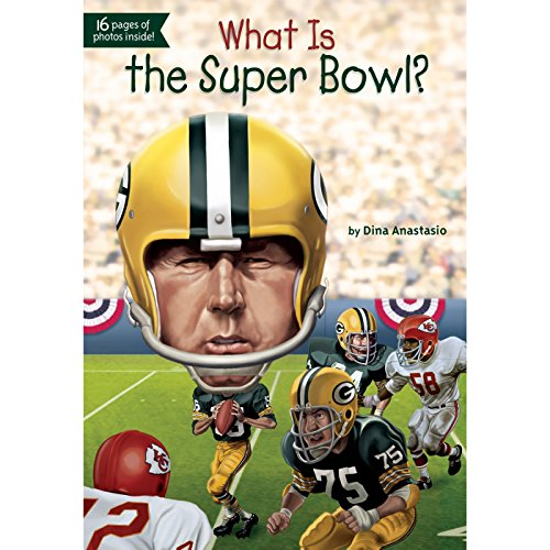 What Is the Super Bowl? audiobook cover art