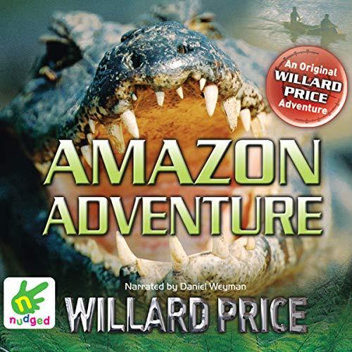 Amazon Adventure cover art