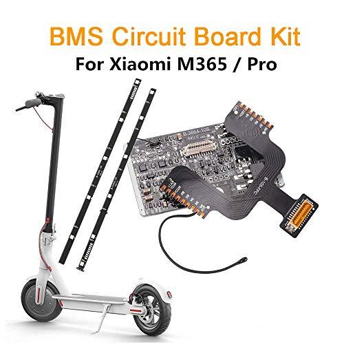 Festnight Batterieschutzplatine Ersatz-Batteriemanagementsystem für die BMS-Platine Kompatibel mit dem Elektroroller Xiaomi M365