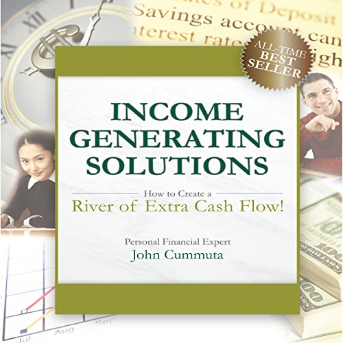 Income Generating Solutions audiobook cover art