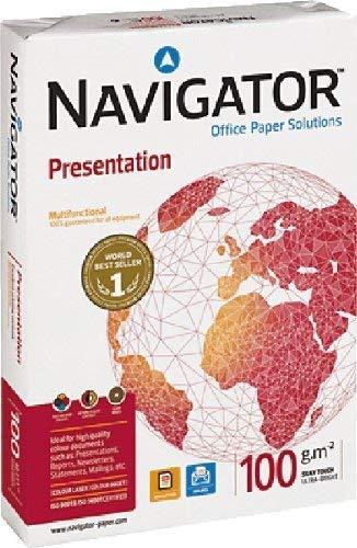 Navigator Multifunktionspapier Presentation A4 100g/qm VE=500 Blatt weiß