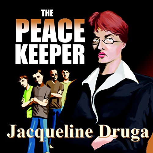 The Peacekeeper audiobook cover art