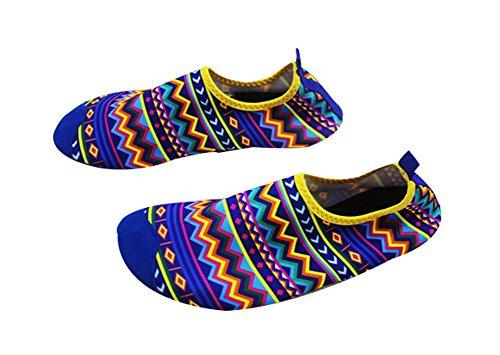 Blancho Chaussures de Sport d'eau Treadmill Plage Chaussures Chaussures Chaussures de Yoga
