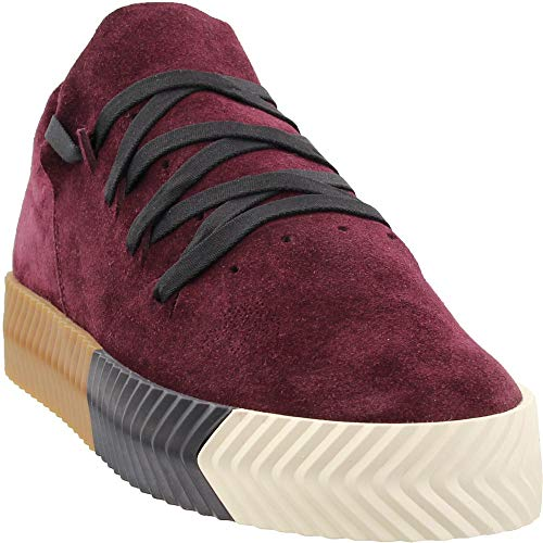 adidas Mens Skate X Alexander Wang Sneakers Shoes Casual - Burgundy - Size 4.5 D