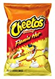 Cheetos Cheese Flavored Snacks, Crunchy Flamin'...