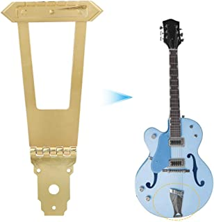 جسر تريمولو الاقتصادي جسر جاز خفيف الوزن حساس لجيتار باس جيتار مقوس جيتار مشابه 6 أدوات وترية لمحبي الموسيقى