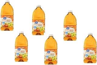 Great Value White Grape Peach Juice, 64 Fl Oz