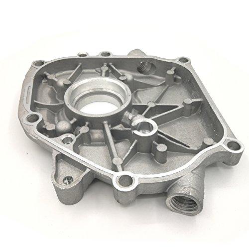 Cancanle cárter cigüeñal Lado Caja Cubierta de colector de Aceite para Honda GX160 GX200 168F 5.5HP 6.5HP Motor del generador Gasolina Motor