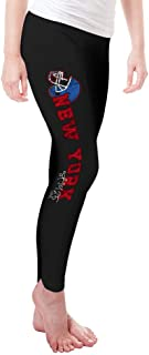 Women's Funny Leggings New York American Football Established