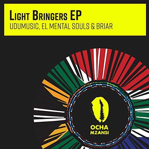 Udumusic, Briar & El Mental Souls