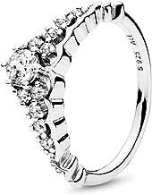 PANDORA Fairytale Tiara Ring, Clear CZ 196226CZ