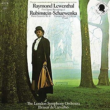 Rubinstein: Piano Concerto No. 4, Op. 70 - Scharwenka: Finale to Piano Concerto No. 2, Op. 56