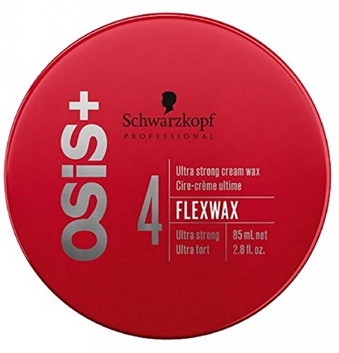 Schwarzkopf OSIS+ Flexwax Cire crème ultra forte 85 ml
