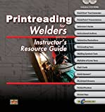 Printreading for Welders Resource Guide w/ExamView Pro by ATP Staff (2009-01-01) Ring-bound