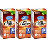 Hyland's Relax Calf and Foot Cramps, 100 Tablets each (Value Pack of 3)