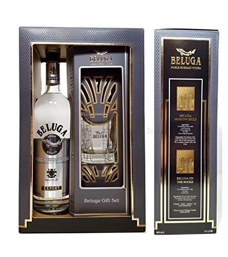 Vodka ruso Beluga Vodka (1 x 0,7 l)