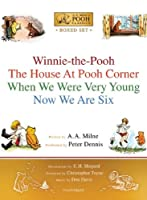 A.A. Milne's Pooh Classics: Winnie-the-pooh/ the House at Pooh Corner/ When We Were Very Young/ Now We Are Six