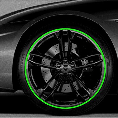 Rimblades Felgenschutz für Leichtmetallfelgen, Anfahrschutz, Reifenschutz, Auto Tuning