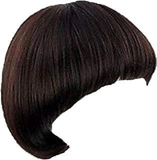Women's Short Full Bang Wig Mushroom Hairstyle Cosplay/daily Hair Wig