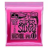 【正規品】 ERNIE BALL 3223 エレキギター弦 (09-42) SUPER SLINKY 3Set Pack