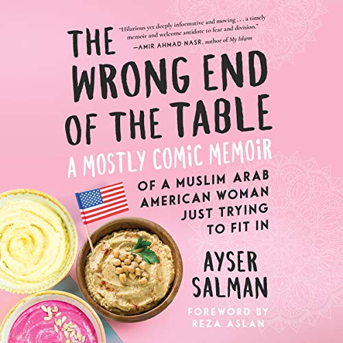 The Wrong End of the Table audiobook cover art