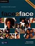face2face Second edition. Student's Book. Intermediate: B1+
