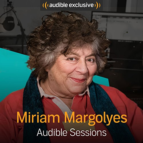 Miriam Margolyes audiobook cover art