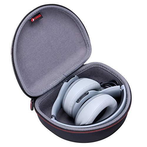 XANAD Hart Reise Tragen Tasche für JBL Tune500BT E45BT C45BT E55 E55BT E65BT or JBL Everest Elite 700 or JBL Everest 300 On-Ear Bluetooth Kopfhörer - Schutz Hülle (Grau)