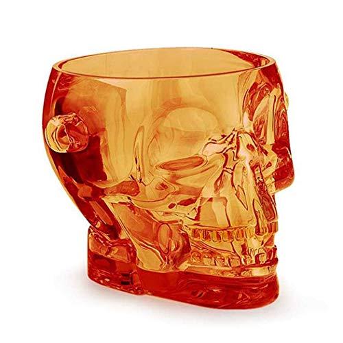 ZXL Portaghiaccio,Bar Acrilico KTV Secchiello per Ghiaccio Speciale Shantou Secchiello antigelo Trasparente Secchiello per Champagne Secchiello per Ghiaccio in Cristallo A (Dimensioni: 1,5 L) (c