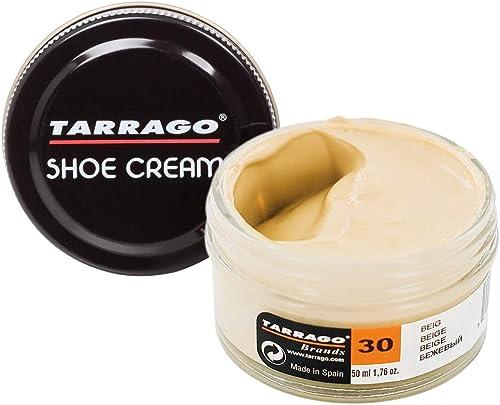 Shoe Cream 50 ml | Bitume Crème nourrissante, polissante et protectrice pour chaussures, sacs et accessoires en cuir,...