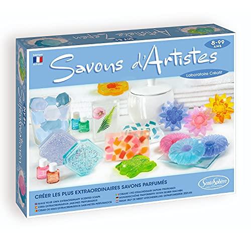 Sentosphère-Kit Savons d'Artistes 075237