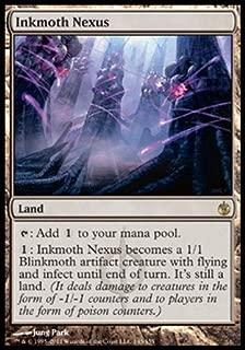 Magic: the Gathering - Inkmoth Nexus - Mirrodin Besieged - Foil