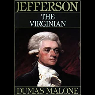 Thomas Jefferson and His Time, Volume 1 audiobook cover art