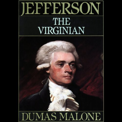 Thomas Jefferson and His Time, Volume 1 cover art