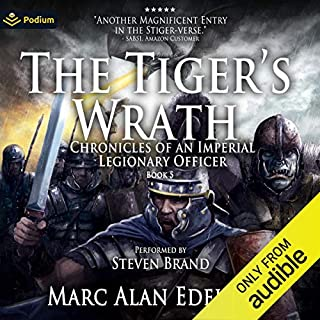 The Tiger's Wrath cover art