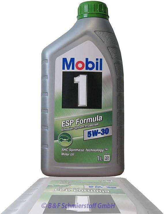 Mobil 1 Esp 5w 30 Motoröl 1 L Auto