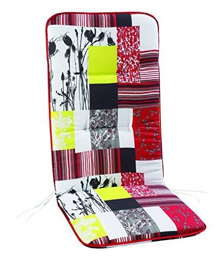 BEST 05301664 Multicolore Coussin pour Fauteuil Relax 175 x 50 x 6 cm