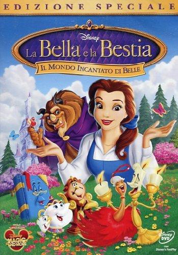 La Bella E La Bestia - Il Mondo Incantato Di Belle