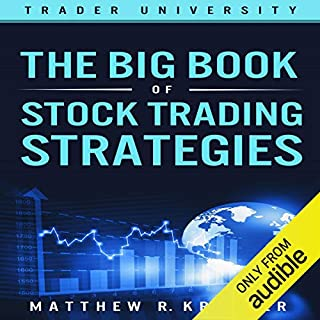 The Big Book of Stock Trading Strategies audiobook cover art