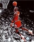 The Poster Corp Michael Jordan 1990 Spotlight Action Photo